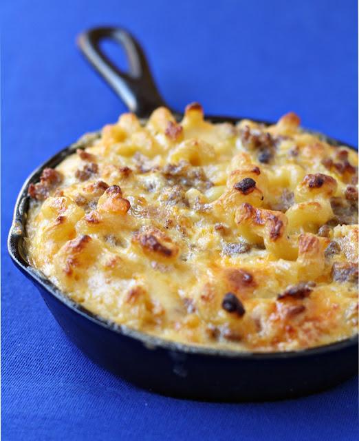 Mac & Cheese (by dinnerordessert.com/)