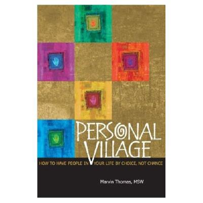 """Personal Village"" book cover"