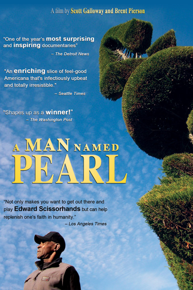 A Man Named Pearl poster
