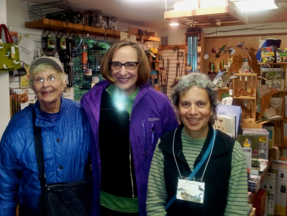 Ann Rodgers, Kathy Pruzan, Pam Cahn