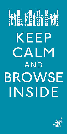 Keep Calm and Browse Inside