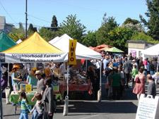 Phinney Farmer's Market