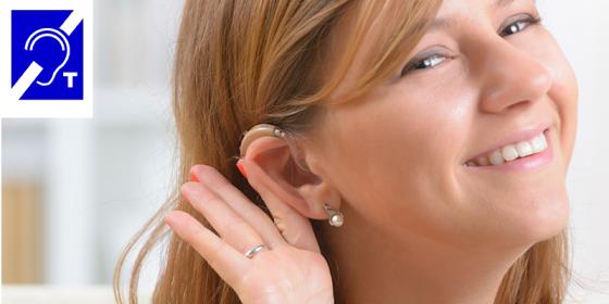Hearing Loop Launch: Katherine Bouton: Losing Hearing, Finding Life