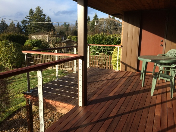 Zuckerman home deck (courtesy Louise S. Wright Design)