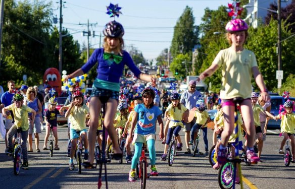 Greenwood Seafair via Seattle Times