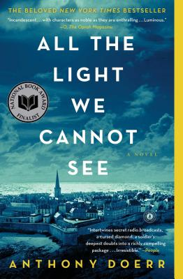 """All the Light We Cannot See"" book cover"