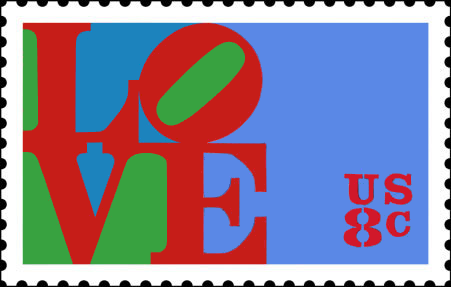 Lovestamp via Wikipedia.org
