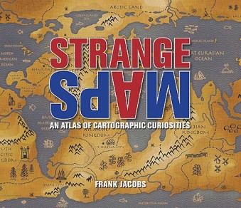 """Strange Maps"" book cover"