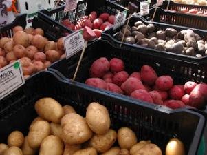 olsen potatoes