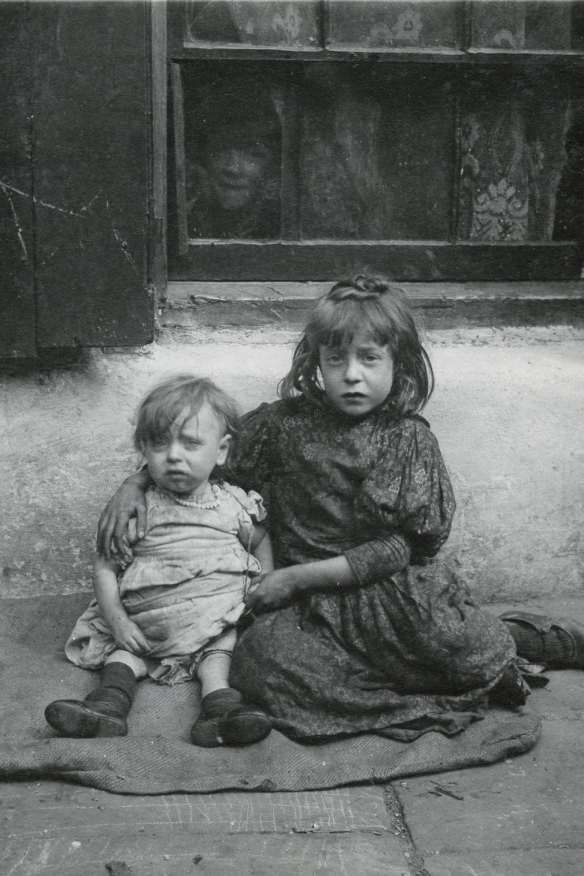 (Photograph by Horace Warner-Spitalfields Life)